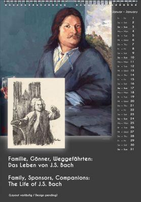 Ein cooles Musiker-Geschenk: Eine Auswahl an 99 Kalendern.