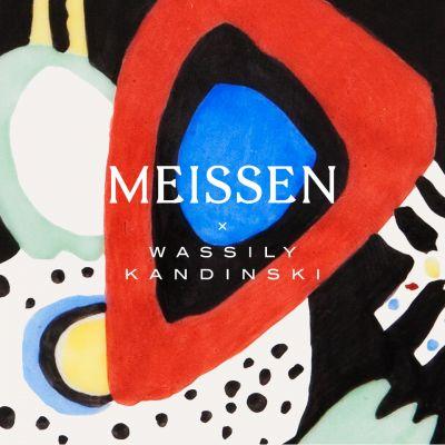 MEISSEN X Wassily Kandinsky Edition