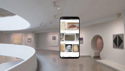 Epsilon ArtShare verbindet auf seiner digitalen Auktionsplattform Fintech, Auktionen und Kunstinvestitionen. Foto: Firma