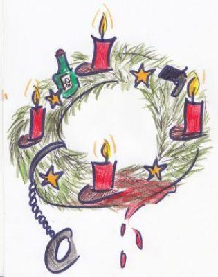 Die Rückkehr des Königs - ein Mord auf einer Weihnachtsfeier