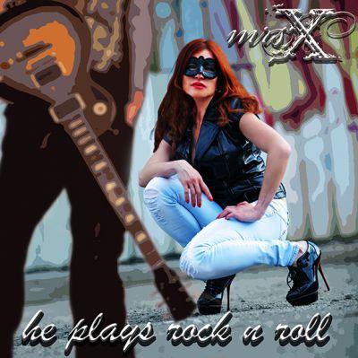 He plays Rock n Roll by Mrs. X