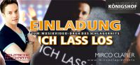 Einladung zum Musikvideo-Dreh der Deutschen Hit Charts