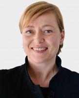 Evelin Georgi ist seit Januar 2019 Vertriebsleiterin bei der Esslinger Edition Cantz