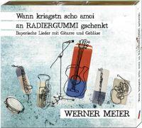 Die neue Werner Meier-CD