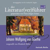 Das Cover zeigt Goethes Gartenhaus in Weimar