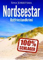"""Neuerscheinung: Ostfrieslandkrimi """"Nordseestar"""" von Sina Jorritsma im Klarant Verlag"""