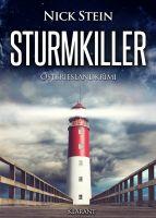 """Neuerscheinung: """"Sturmkiller"""" von Nick Stein im Klarant Verlag"""