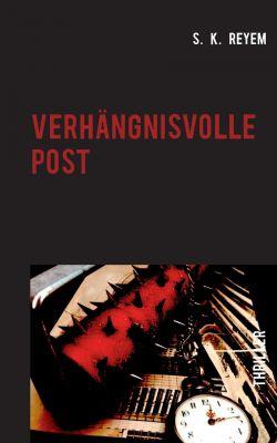 Buchcover -Verhängnisvolle Post-