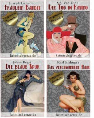 Krimi-Bestseller aus der Weimarer Republik