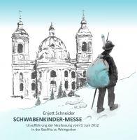 """Der musikalische Beitrag zu dem grenzüberschreitenden EU-Projekt """"Die Schwabenkinder"""" – jetzt auf Audio-CD."""