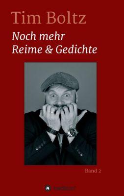"""""""Noch mehr Reime & Gedichte"""" von Tim Boltz"""
