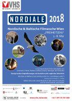 nordiale 2018plakat2 - NORDIALE 2018 - Das Filmevent in der Volkshochschule Wiener Urania