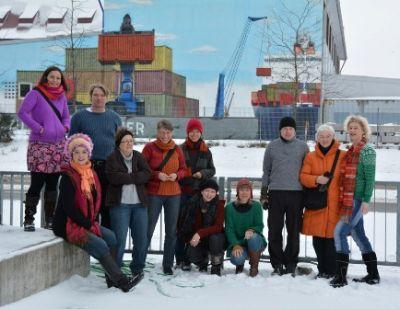 beteiligte Künstler an den offenen Ateliers
