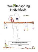 QuaRtensprung in die Musik - Improvisation für Klassik, Moderne und Jazz, Band 3