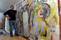 Reinhard Stammer – The New Generation Artist - wird auf der Kunstmesse von der Galerie EAGL präsentiert