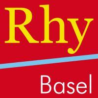 Logo Rhy Art Fair Basel 2015