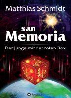 sanMemoria - aufregender Fantasy-Roman für Jugendliche