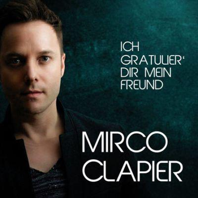 """Cover der Single """"Ich gratulier dir mein Freund"""""""