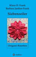 Siebenzeiler Origami-Rosetten