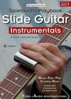 """""""Slide Guitar Instrumentals"""" von Richard Koechli"""