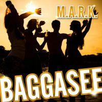 """Sommer-Sonne-Baggasee! - Sänger M.A.R.K. präsentiert die Sommer-Hymne """"BAGGASEE""""."""