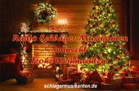 """Sondersendungen auf """"Radio Schlager Musikanten"""": Jetzt kann Weihnachten kommen!"""