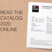 Spannende Kunstwerke zu entdecken: Katalog und Magazin zur 22. Kunstmesse Zürich sind online