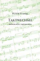 """""""Taktwechsel"""" von Peter Stamm"""
