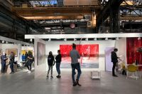 Trotz Corona wurde mit der Art International Zurich eine Kunstmesse in Zürich sicher durchgeführt.