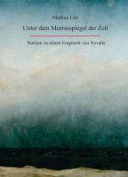 """""""Unter dem Meeresspiegel der Zeit"""" von Markus Litz"""
