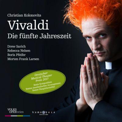 """Das Cover zu """"Vivaldi - Die fünfte Jahreszeit"""""""