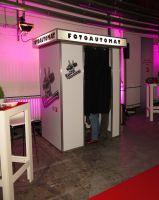 FlashU Fotoautomat auf der auf der After Show Party von the Voice