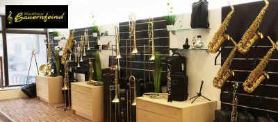 Musikhaus Bauernfeind - Ihr Experte für Reparatur und Service von Musikinstrumenten