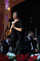 Sopranistin Barbara Krieger gebührte mit Recht die jubelnde Zustimmung des Publikums und des gesamten Orchesters