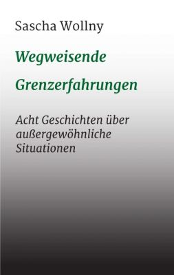 """""""Wegweisende Grenzerfahrungen"""" von Sascha Wollny"""