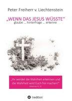 """""""Wenn das Jesus wüsste"""" von H.P. Freiherr von Lichtenstein"""