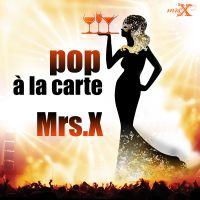 """popala cartefinalsmall - Wenn Musik Magie ist: Neues Album """"Pop á la carte"""" von Mrs. X"""