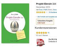 Das Buch für die Partnersuche: Projekt Eieruhr 2.0