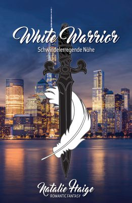 """White Warrior"" von Natalie Haige"