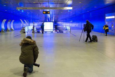Fotokomapktkurs an der Freien Kunstakademie Hamburg