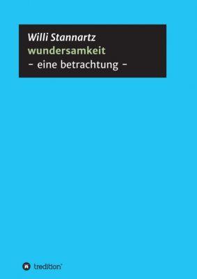 """""""wundersamkeit"""" von"""