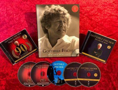 100 Musiktitel und 200 Seiten Lesestoff inkl. unveröffentlichter Bilder des Chor-Meisters! - Das perfekte Muttertagsgeschenk!