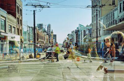 Das Gewinnerfoto von Silke Schüle: Robson Street 2013