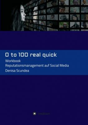 """0 to 100 real quick"" von Denisa Scundea"