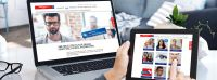 Agentur Lehnen Markenreich stellt Salzmann Optik online neu auf.
