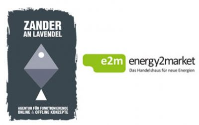 Zander an Lavendel // e2m (energy2market)