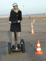 E-Mobility erleben auf dem ehemaligen Flughafen Berli-Tempelhof