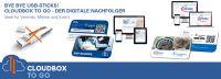 bye bye USB-Stick - der digitale Nachfolger Cloudbox to Go Sponsored