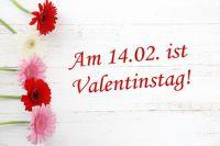 Valentinstag in Bäckerei, Konditorei und Confiserie