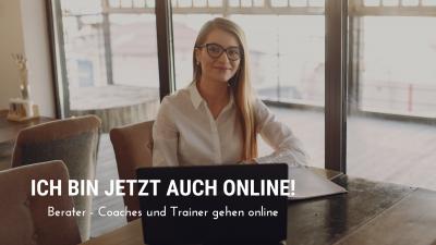 Berater - Coaches und Trainer gehen online